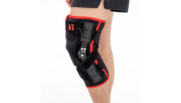 Dual Axis Steel Side Knee