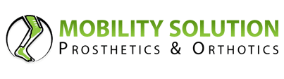 mobility solution prosthotics and orthotics logo