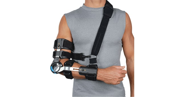 Dynamic Post Op Elbow Orthosis