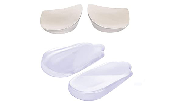 Lateral Silicone Wedge